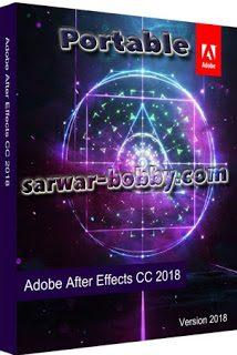 Adobe After Effects 2018 Portable Free Download