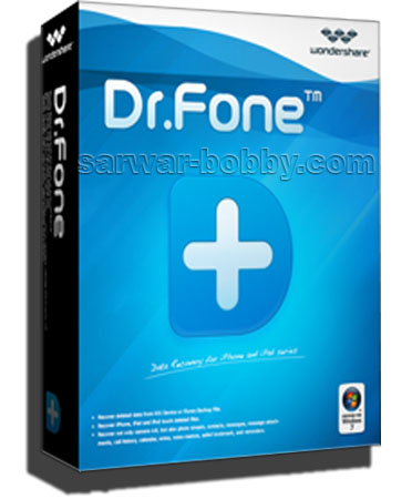 Wondershare Dr.Fone Toolkit For Android & Ios 9.9.0 Free Download