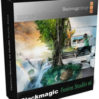 Blackmagic Fusion Studio 2019 v16 Free Download Here