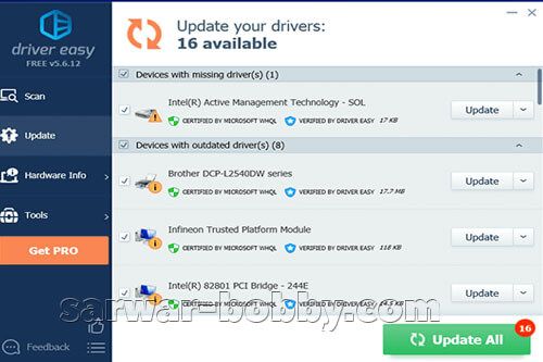Driver Easy Professional v5.6.12.37077 free Download
