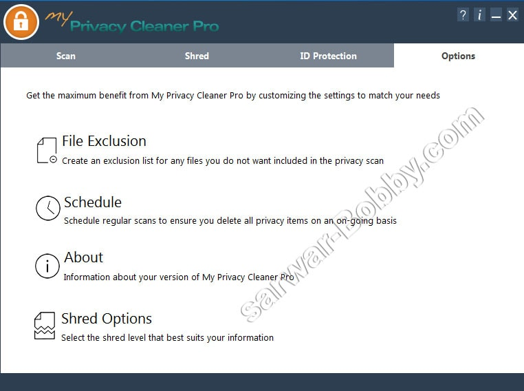 My Privacy Cleaner PRO 2019 100% Working Free Download-ip detection screen