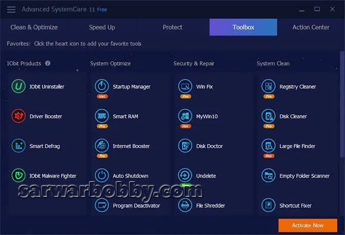 Advanced SystemCare 100% Working Free Download-3