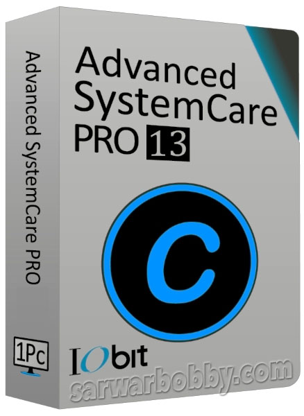 Advanced SystemCare 13.3 Free Download - SarwarBobby.Com