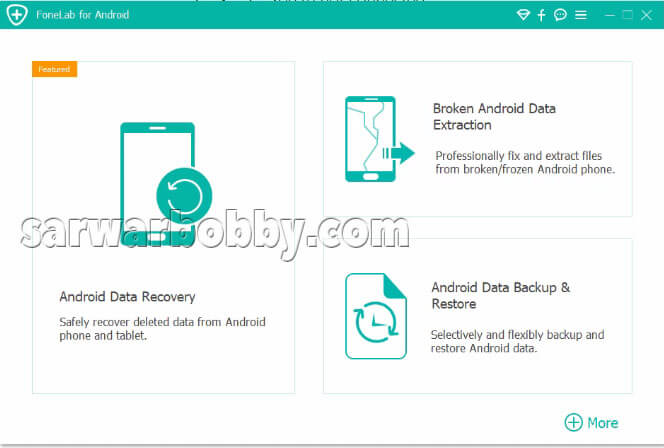 Aiseesoft FoneLab For Android 2019 free Download