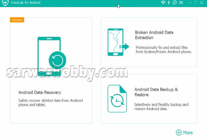 Aiseesoft FoneLab For Android 2020 Latest Version free Download