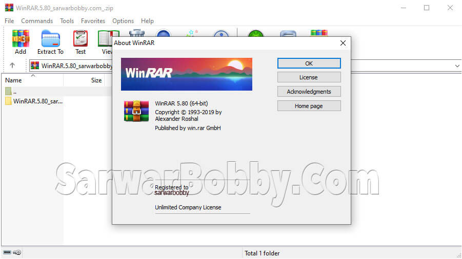 WinRAR-5.80-100%-Works--Free-Download
