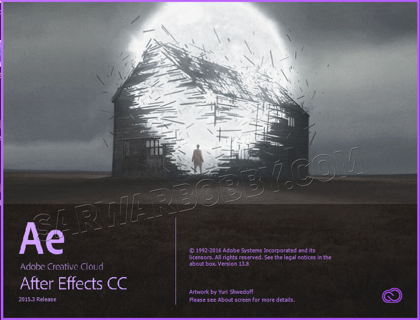 Adobe After Effects CC 2015.3 13.8.0 (x64) Portable - SarwarBobby.Com