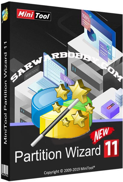 MiniTool Partition Wizard Full 11.6.0 Technician Edition - Sarwarbobby.com