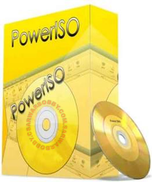 PowerISO 7.6.0.0 Latest 2020 Multilingual + Installation Video Guide - SarwarBobby.Com