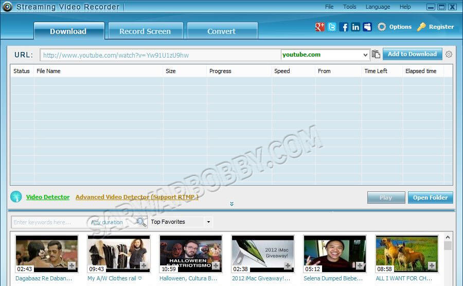 Apowersoft Streaming Recorder 2020 Free Download - SarwarBobby.Com