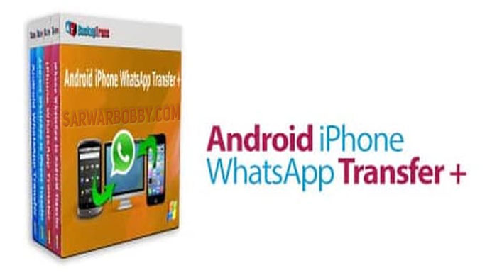 Backuptrans Android iPhone WhatsApp Transfer Plus 3.2.132 Free Download - SarwarBobby.Com
