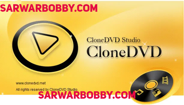 CloneDVD 7 Ultimate 7.0.2.1 - 2020 Free Download - SarwarBobby.Com