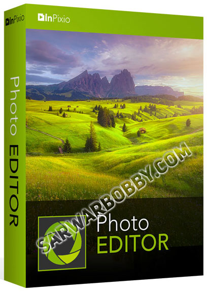 InPixio Photo Editor 10.0.7382.28350 + Portable Free Download - SarwarBobby.Com