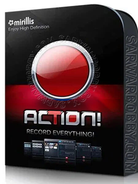 Mirillis Action 4.2.0 Latest 2020 Version Free Download - SarwarBobby.Com