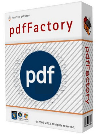 PdfFactory PRO 2020 7.20 - Checked Free Download - SarwarBobby.Com