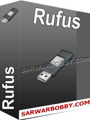 Rufus 3.9 Build 1624 - Checked Free Download - SarwarBobby.Com
