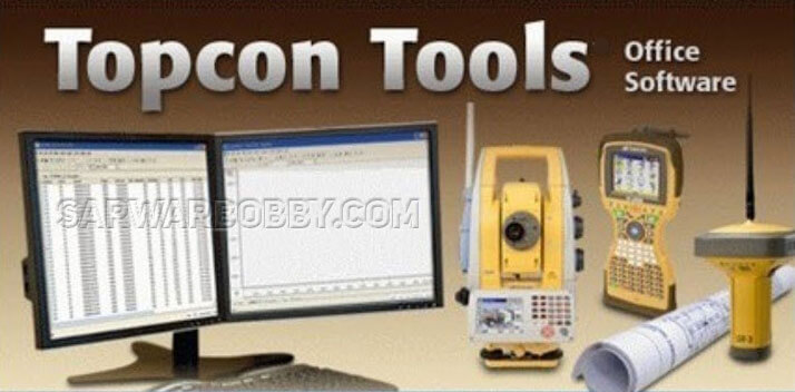 Topcon Tools 8.2.3 - 2020 (x86 / x64 Bit) Latest Free Download - SarwarBobby.Com