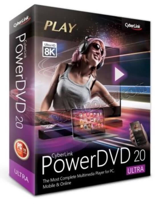 CyberLink PowerDVD Ultra 20.0.1519.62 (2020 Latest) 100% Checked - SarwarBobby.Com