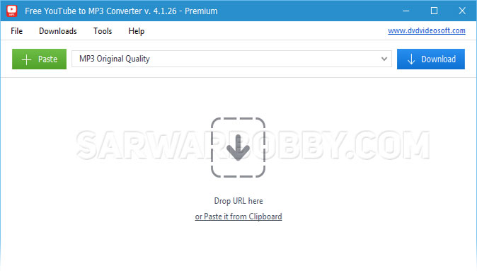 Free YouTube To MP3 Converter 4.3.26.825 Premium Latest 2020 Download -SarwarBobby.Com