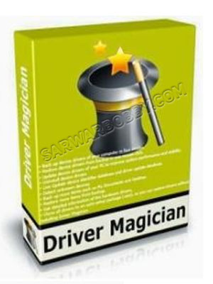 Driver Magician 5.3.0 + Portable Free Download - SarwarBobby.Com