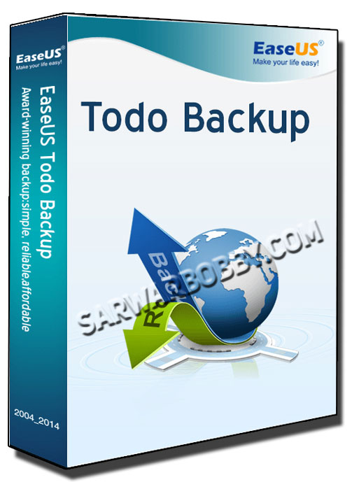 EaseUS Todo Backup 13.2.0.2 All Edition + Technician WinPE ISO - SarwarBobby.Com