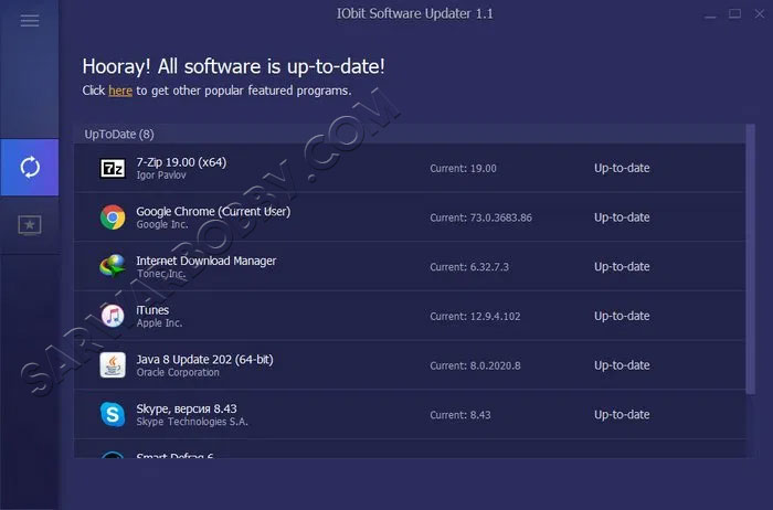 IObit Software Updater Pro 3.2.0.1751 Full Version - Sarwarbobby.Com