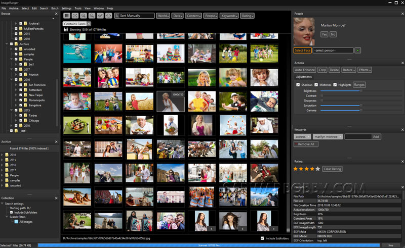 ImageRanger Pro Edition 2020 Free Download - SarwarBoby.Com