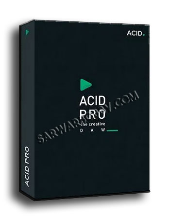 MAGIX ACID Pro Suite 10.0.3.24 Full Download - SarwarBobby.Com