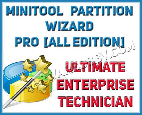 MiniTool Partition Wizard PRO 12.1 [All Edition] Free Download - SarwarBobby.Com