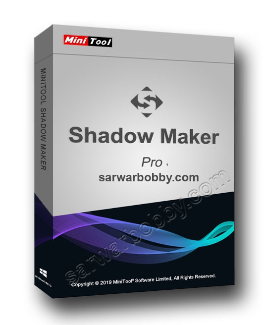 MiniTool ShadowMaker Pro Ultimate 3.5 + WINPE ISO - SarwarBobby.Com