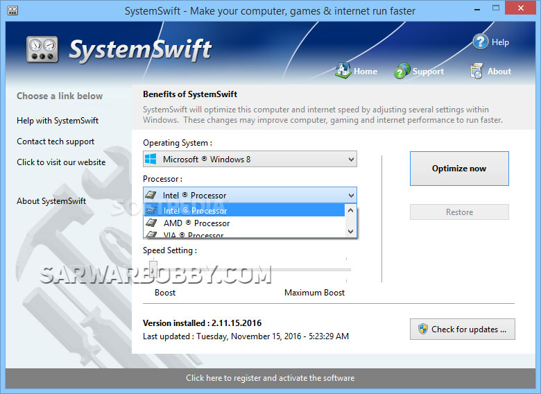 PGWare SystemSwift 2.9.7.2020 Free Download - SarwarBobby.Com