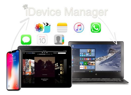 iDevice Manager Pro Edition 10.4.0.0 - SarwarBobby.Com