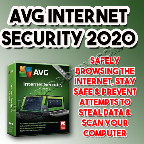 AVG Internet Security 2020 Free Download - SarwarBobby.Com
