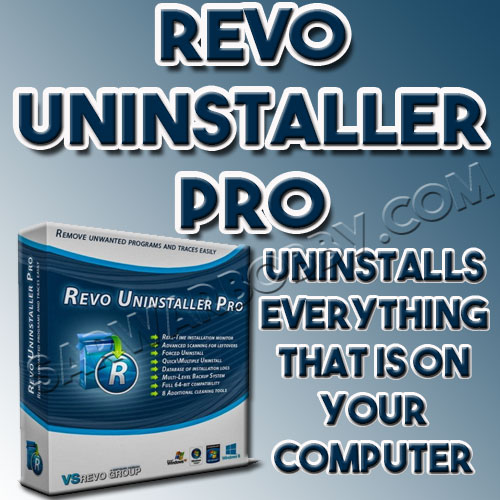 Revo Uninstaller Pro 4.3.7 Free Download - SarwarBobby.Com