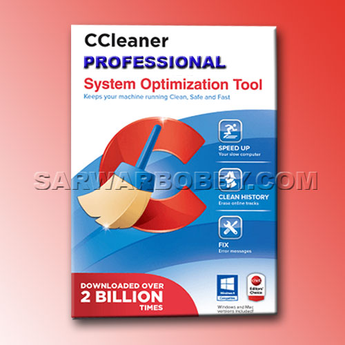 CCleaner Professional 5.74.8184 Free Download - SarwarBobby.Com