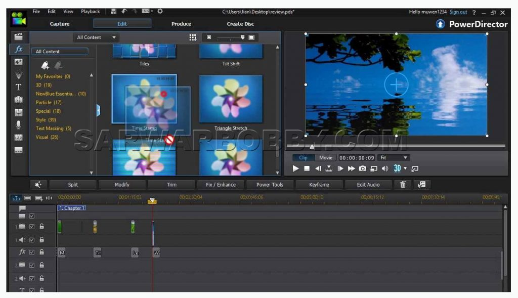 CyberLink PhotoDirector Ultra 12 Full Version Free Download-2- SarwarBobby.Com