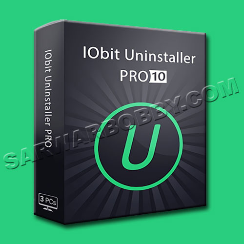 IObit Uninstaller Pro 10.1.0.22 + Portable Free Download - SarwarBobby.Com