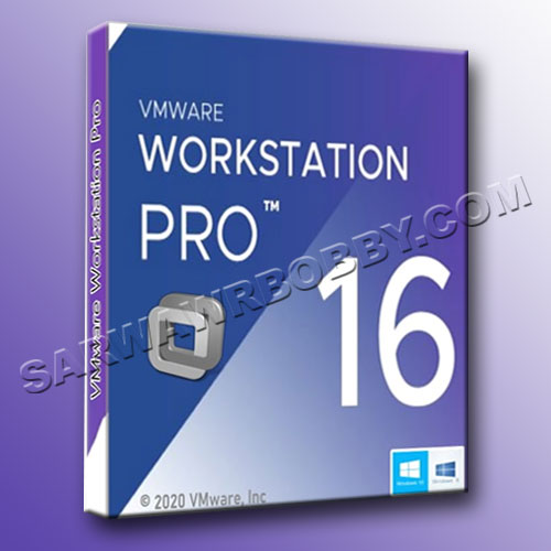 VMware Workstation Pro 16.1.0 Free Download - SarwarBobby.com