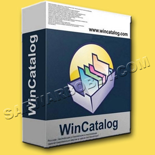 WinCatalog 2020.1.0.1120 Free Download - SarwarBobby.Com