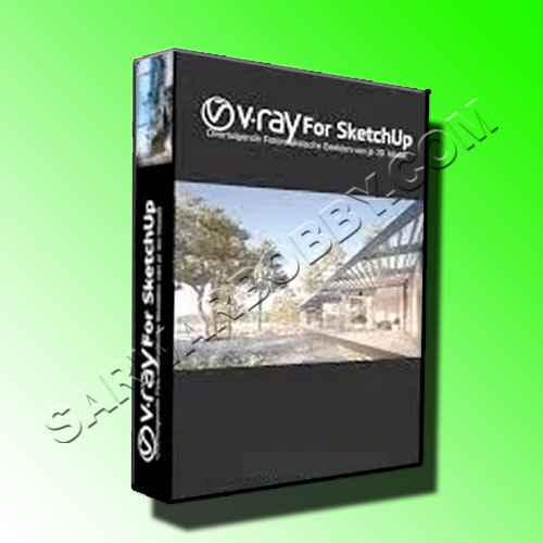 V-Ray 5.00.03 for SketchUp Free Download - SarwarBobby.Com