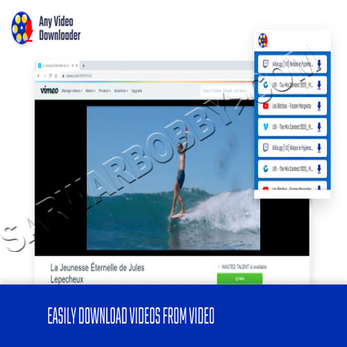 Any Video Downloader Pro 7.20.3 Free Download - SarwarBobby.Com