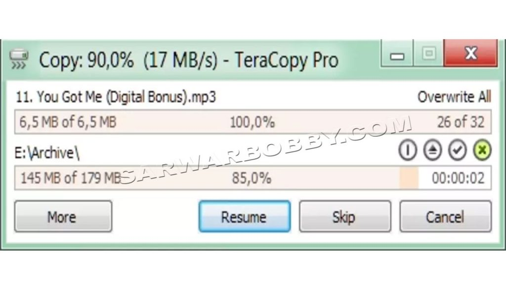 TeraCopy Pro 2021 Free Download Full Version 4 - SarwarBobby.Com