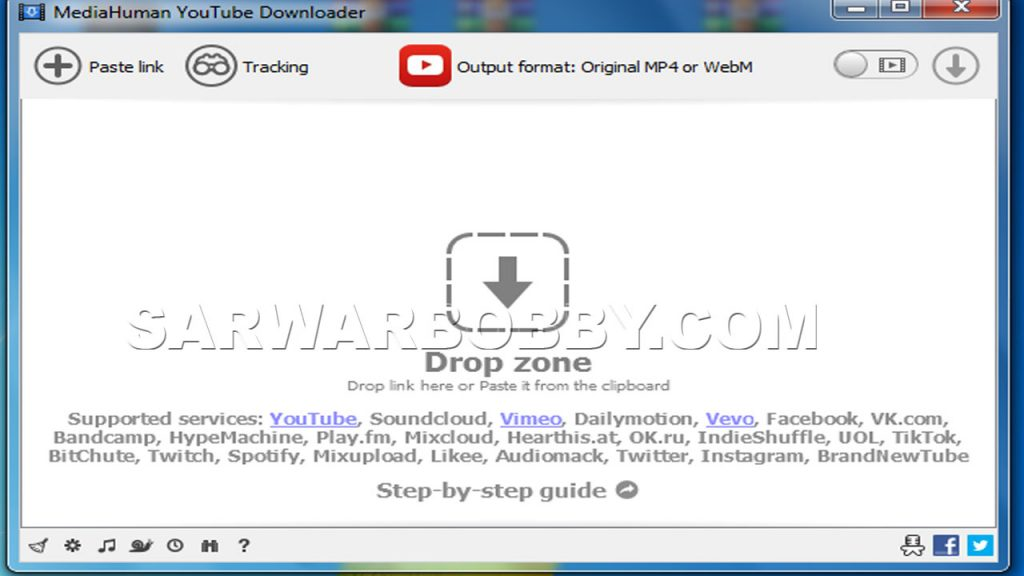 MediaHuman YouTube Downloader 3.9.9.53 (0303) + Portable Free Download 1 - SarwarBobby.Com