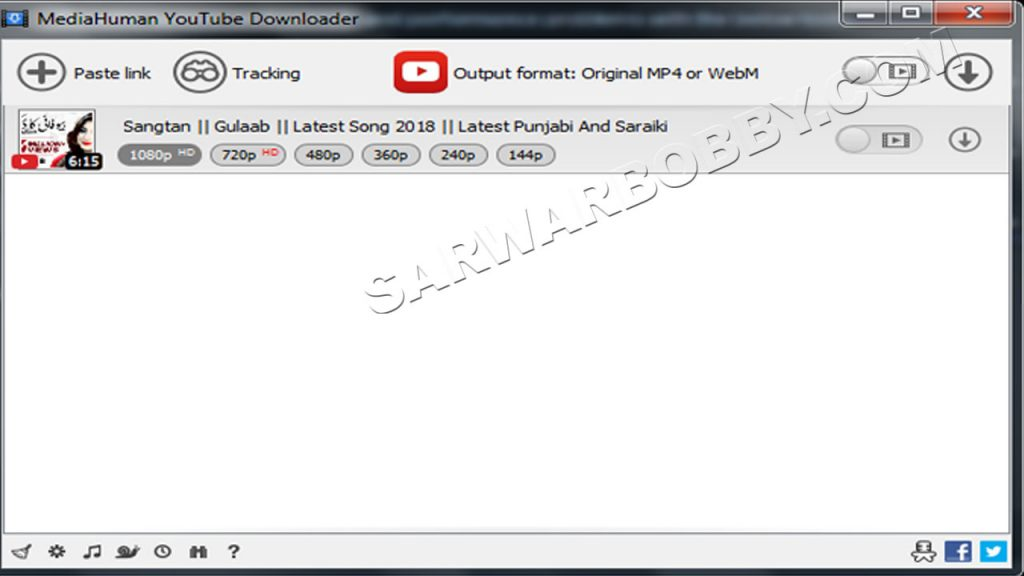 MediaHuman YouTube Downloader 3.9.9.53 (0303) + Portable Free Download 2 - SarwarBobby.Com