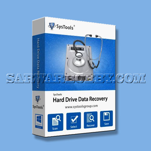 SysTools Hard Drive Data Recovery 16.3 + Portable Free Download 1 - SarwarBobby.Com