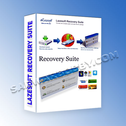 Lazesoft Recovery Suite 4.5.1 Professional Edition Latest 2021 Free Download 1 - SarwarBobby.Com