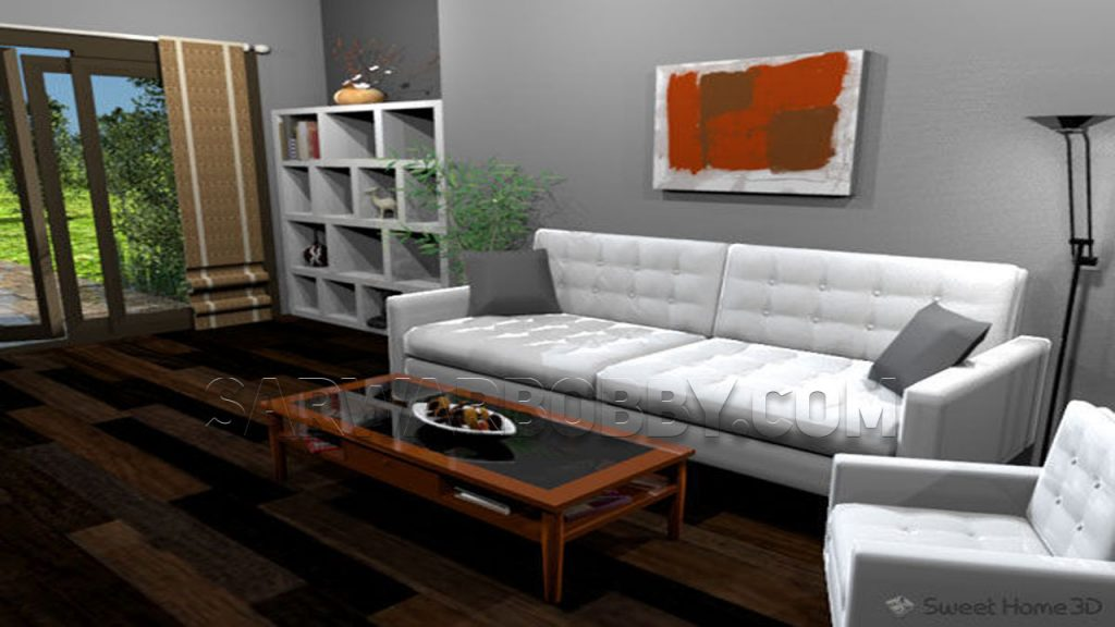 Sweet Home 3D v6.5.2 Latest Free Download 2 - SarwarBobby.Com