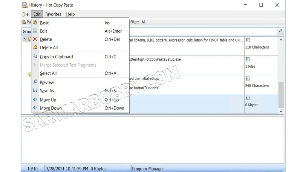 Hot Copy Paste 9.3.0 Latest Version 2021 Free Download 3 - SarwarBobby.Com